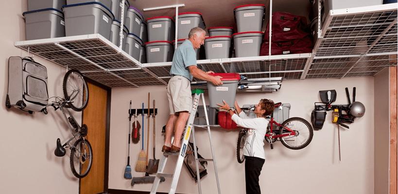 Garage Storage Raleigh Overhead Solutions